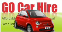 Cheap Algarve Car Hire at Faro airport